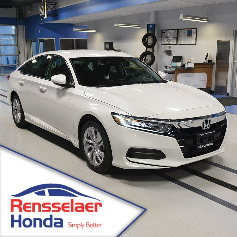 New 2019 Honda Accord Sedan LX 1.5T 4dr Car Near Albany