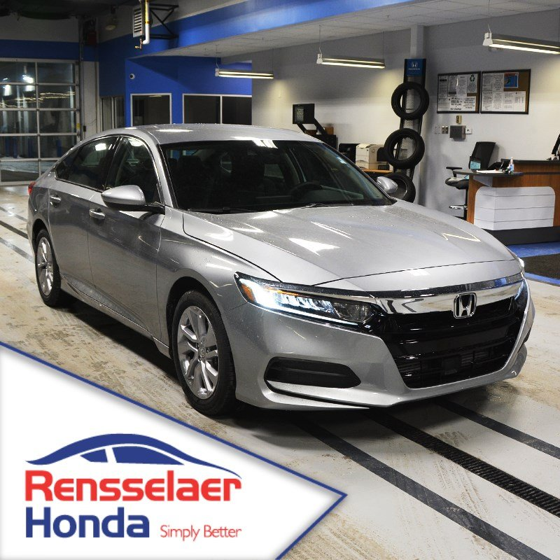 Honda Accord Sedan >> New 2019 Honda Accord Sedan Lx 1 5t Fwd 4dr Car