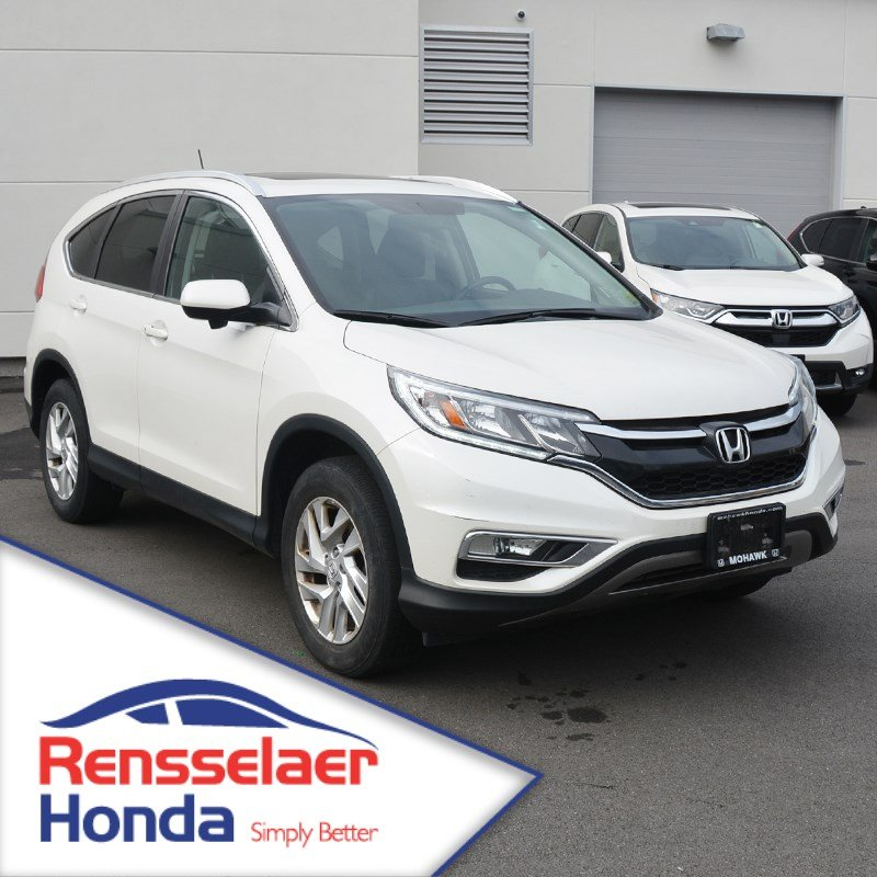 Wonderful Certified Pre Owned 2015 Honda CR V EX L